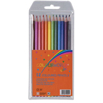 Colouring Pencils (Full Size)