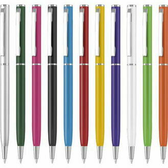 Cheviot Fashion Metal Ball Pen