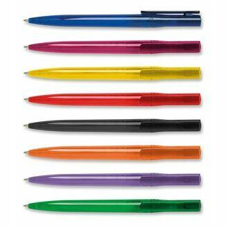Montreux Transparent Recycled PET Pen