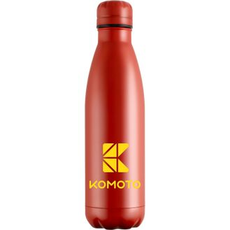 Mood Vacuum Bottle - Powder Coated Laser Engraved
