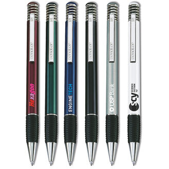 Soft Spring Retractable Pen