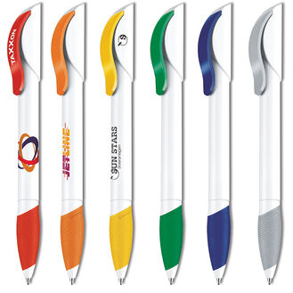Hattrix Soft Retractable Pen