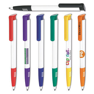 Super-Soft Basic Retractable Pen