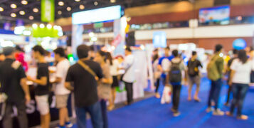 How to get your Exhibition Stand Noticed