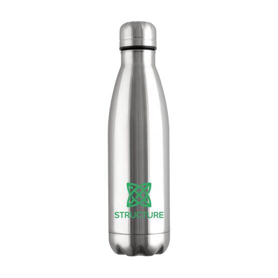 Mood Vacuum Bottle - Stainless Steel Printed
