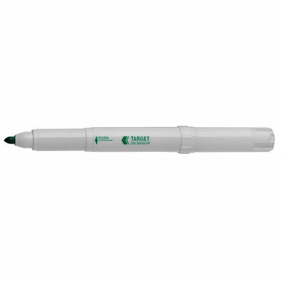 Target Dry Wipe Bullet Tip Marker - Pack Of 4