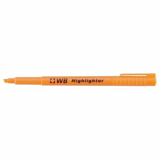 Wb Highlighter - Pack Of 6 (mixed)