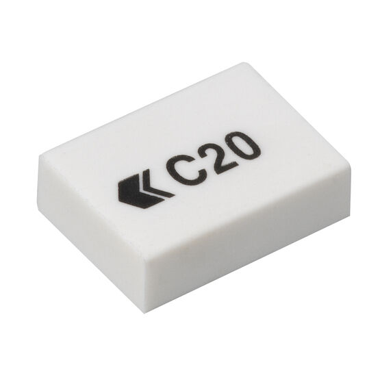 C20 Eraser - Pack Of 45