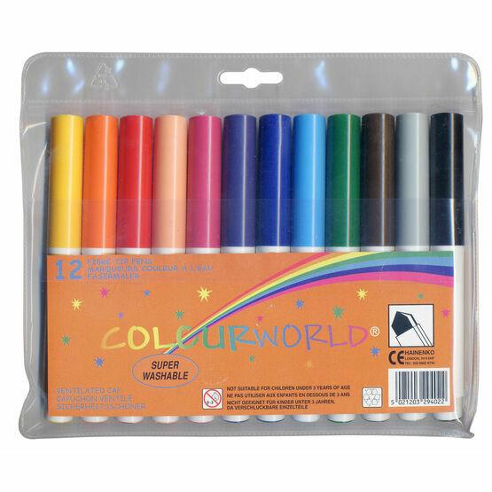 Colourworld Conical Children's Marker - Pack Of 144