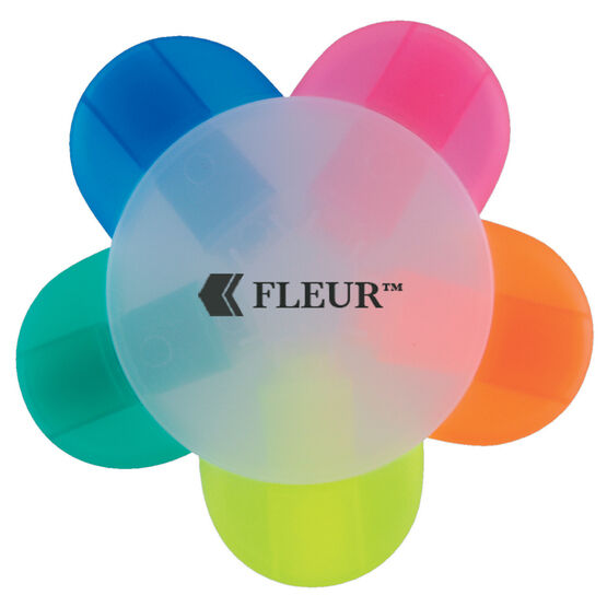 Fleur Transparent Highlighters (multiples 200)