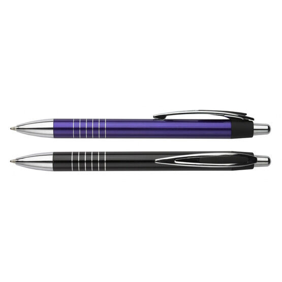 Ascent Metal Retractable Pen