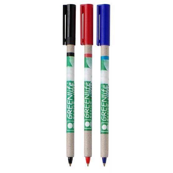 Greenlife Pen Mp Ballpen - Pack Of 50