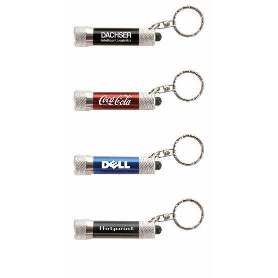 McQueen LED Key Torch