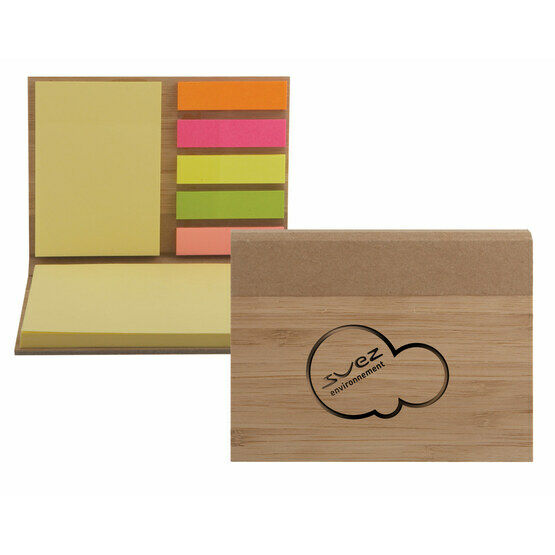 Confucius Bamboo Stickynotes